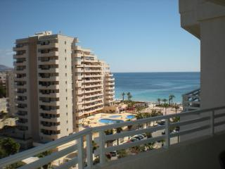 Apartamento junto playa fossa, Calpe