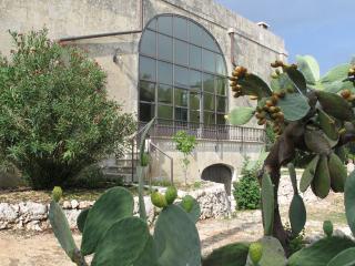 Villa Toma, Muro Leccese