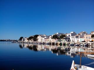 Es Riuetó-1ªlinea de Mar, Porto Colom