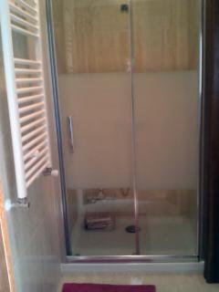 Ducha habitación principal/habitación individual