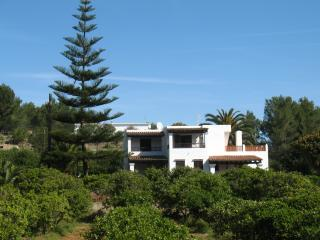 Small house with large pool, San Lorenzo