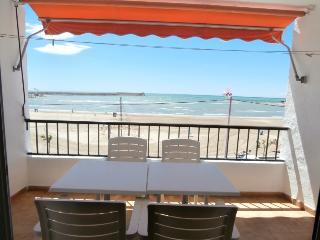 Apartamento céntrico enfrente de la playa