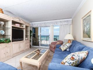 IE 3L: Time to get your beach on! Adorable KEYLESS gulf front Condo!