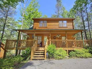 Gatlinburg 2 bedroom cabin updated with Arcade game and WIFI  access #422