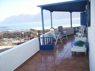 Villa BLANCA in Famara for 6p, Soo