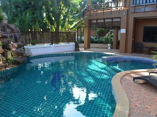 Luxury 3 bed pool villa on Pratumnak Hill, Pattaya