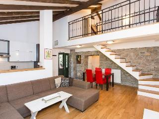 Modern and rustic near Opatija for 8 persons