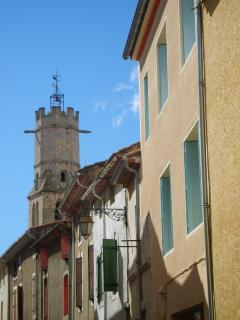 St Etienne Church dates back to the 11th century and well worth a visit