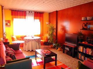 Amplio, céntrico y confortable piso en Lugo