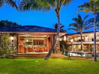 Royal Kailua Estate - Upscale Private Beachfront Resort with Stunning Courtyard