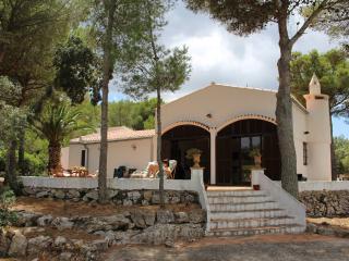 Un paraiso en el corazon de Menorca