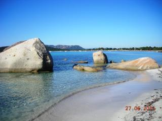 Corsica-4 posti sul mare - SAN CYPRIEN (P.Vecchio)