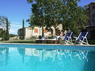 Casa vacanze Montenibbio, Ficulle