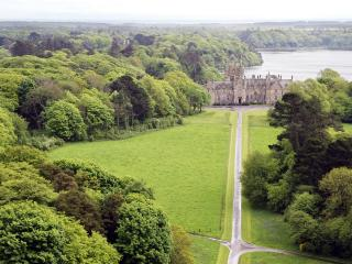 Lochinch Castle & White Loch