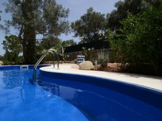 Villa CARDINALE in pine forest and pool in Salento