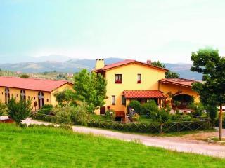 Agriturismo fra Umbria e Toscana con appartamenti