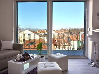 Mini Penthouse with Amazing View, Zagreb