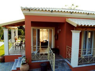 Entrance of Villa Grecia