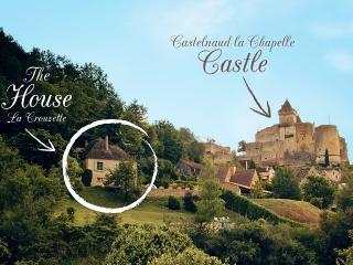 La Crouzette, Castelnaud-la-Chapelle