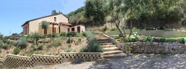 La villa ed giardino