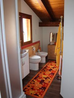 Foto n. 2 del bagno nel soppalco