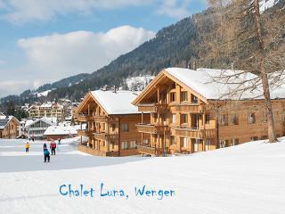 Chalet Luna Penthouse, Wengen