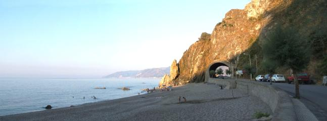 Spiaggia di San Gregorio a Km 5