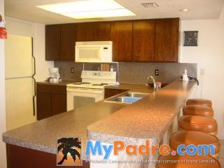 BEACH HOUSE III #402: 2 BED 2 BATH, South Padre Island