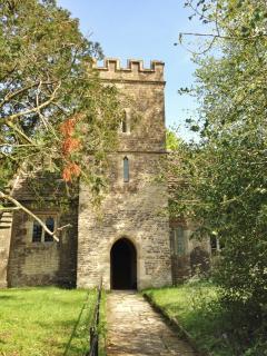 15th century Fifehead Church
