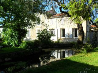 le Moulin de la Cressonnière, Aulnay