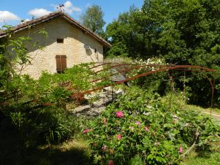 Beautiful gite near Cahors vineyards with pool, Prayssac