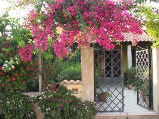 Villa in stile rustico