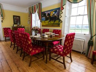 Enjoy your breakfast and dinner in the magnificent dining room