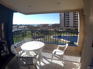 Apartamento primera linea mar, Alboraya