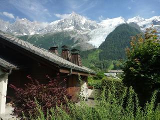 Les Tetras, Chamonix