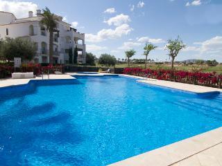 Luxury Apartment, Golf Views, A/C, WIFI, Smart TV, Region of Murcia