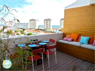 Sunny Terrace - Costa da Caparica PT