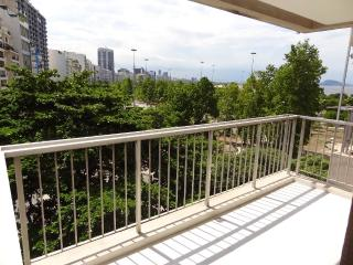 Charming apartment with views over  Flamengo Park