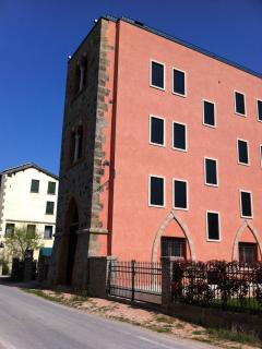 Burchia Tower 3 apartments - I 3 appartamenti