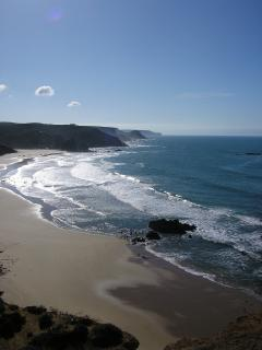 Praia do Amado - Carrapateira's Beach