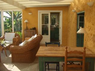 Conservatory/diningroom