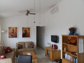 Relax in the air conditioned lounge and use the Wi Fi
