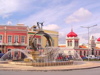 centre de Loulé - Le marché