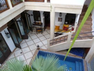 Luxury 3 bedroom riad with pool and roof terrace