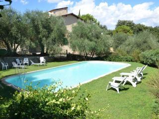 Villa Olivo, Lastra a Signa