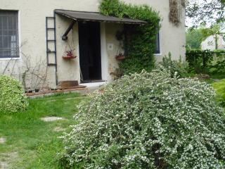 un angolo verde in fondo al Borgo di Nogaredo (UD), Udine
