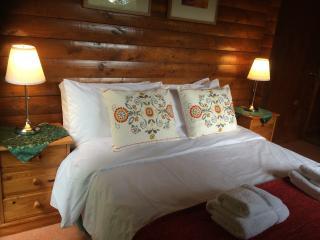 Summer Lodge - bedroom