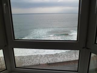 Piso con vistas al mar. Sobre el mar, Getaria