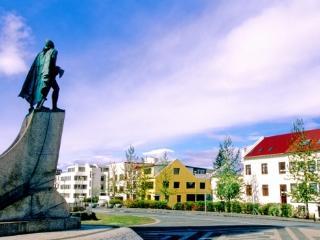 Reykjavik center, unit 1., Reikiavik