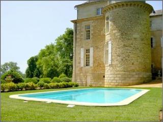Chateau de Siorac, Annesse-et-Beaulieu